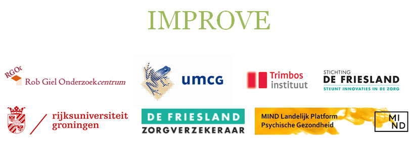 Samenwerkende partijen improve + mind
